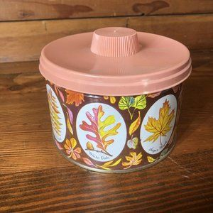 Mrs. Leland's Old Fashioned Golden Butter Bits Tin